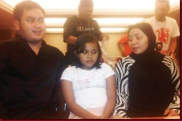 Putri Nassar Muzdhalifah Ditemukan