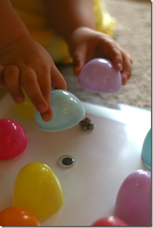 Easter Egg Memory Game from Happily Ever Mom