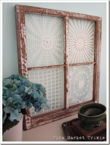 Get A Vintage Look With Upcyled Lace Projects