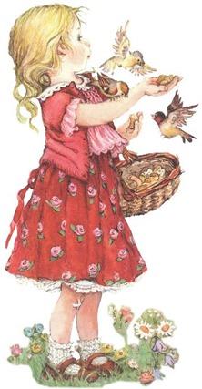 imagens-menina-passaros-decoupage