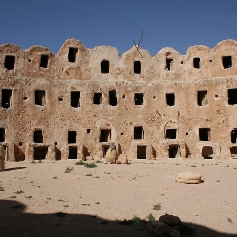 Qasr Al Haj: An Ancient Bank Vault
