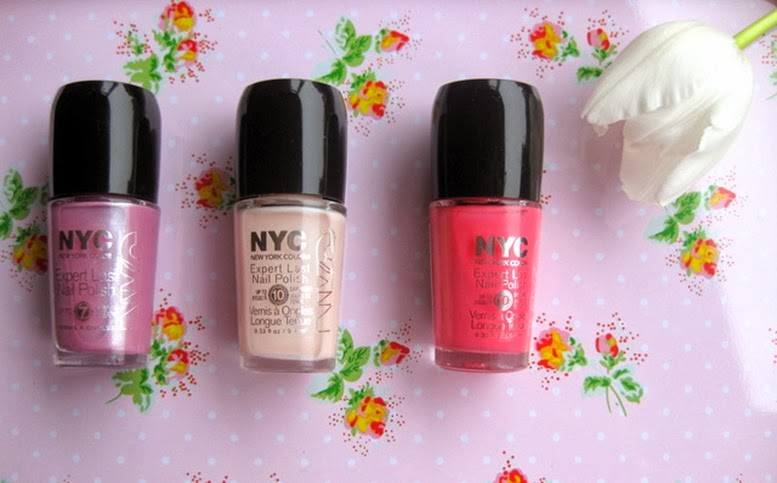 NYC-NewYorkColor-Valentines-Nails-Long-Time-Lavender-Oh-Soho-Sweet-Bubblegum-Pink