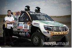 Dakar Rally Renault Duster 05