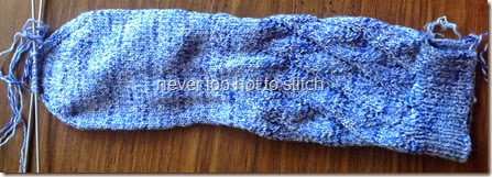 tidal wave sock
