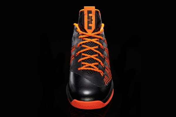 Release Reminder Nike Air Max LeBron X Low BlackTotal Crimson