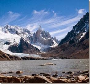 Cerro Torre, El Chaltén Autora Roberta Martins