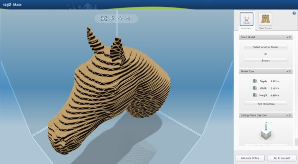 Autodesk catch and autodesk make create 3d models from 3d object design software