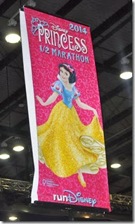 runDisney Princess Weekend Expo 17