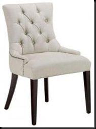 MS Becca Nailhead Dining Chair