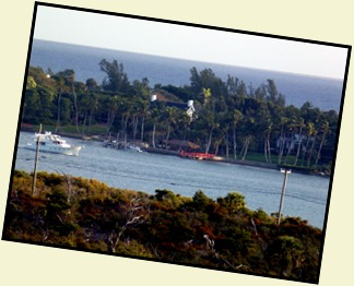 03n - Hobe Tower - Jupiter Inlet and Atlantic Ocean