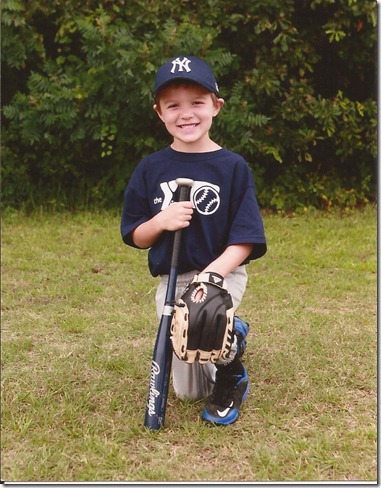 Kyle summer baseball 2012