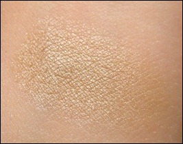 NYX Taupe Swatch