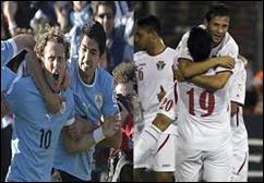 Ver Uruguay vs Jordania
