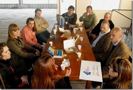 Producción y Subsecretaría de Industria, Comercio y Minería de la Provincia mantuvieron encuentro en Polo Textil