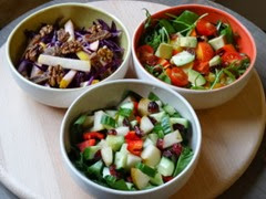 trois salades