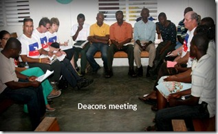 Deacons meeting tagged