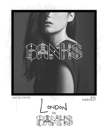 London by Banks