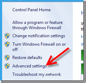 Enable Windows 8 Respond Ping Request  Configuring Windows8 Firewall