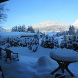 gorgeous landscape in Seefeld, Tirol, Austria