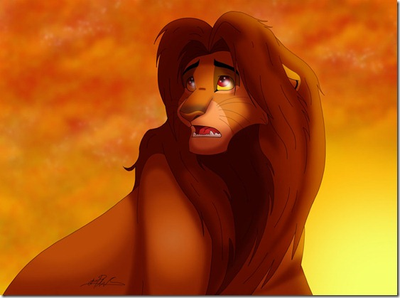 El Rey León,The Lion King,Simba (145)