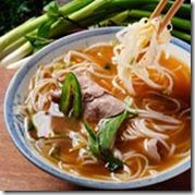 Vietnames Pork Noodles