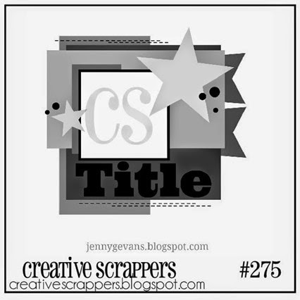 Creative Scrappers 275