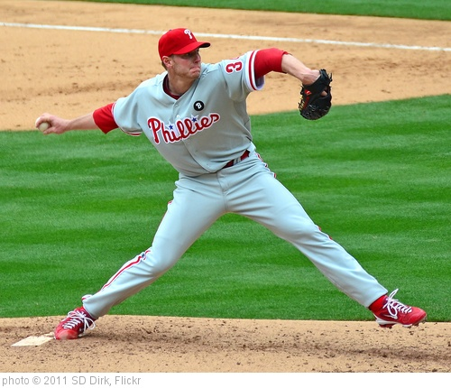 'Roy Halladay' photo (c) 2011, SD Dirk - license: http://creativecommons.org/licenses/by/2.0/