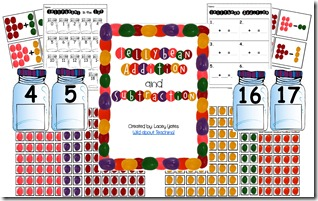 Jellybean Addition and Subtraction