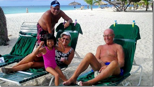 Maisie, Carl, Sandy & Allan 12-10-10[4]