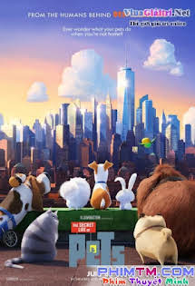 The Secret Life Of Pets - The Secret Life of Pets Tập 1080p Full HD