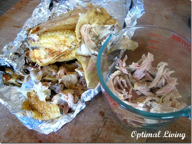 BBQ chicken quinoa 2