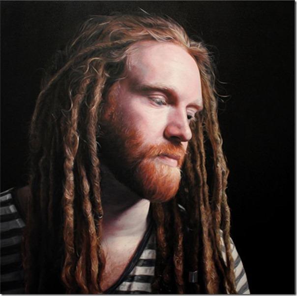 Pinturas realistas por Joe Simpson (13)