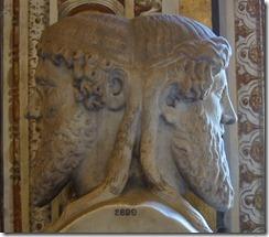Janus- Roman god