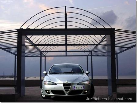 Alfa Romeo 147 3door (2004)5