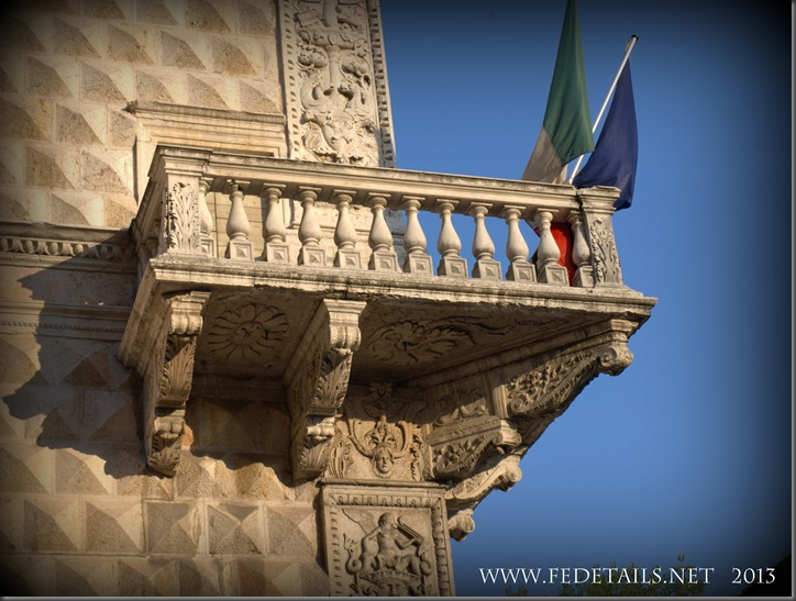 Palazzo dei Diamanti Views, photo2, Ferrara, Emilia Romagna,Italy - Property and Copyrights of FEdetails.net