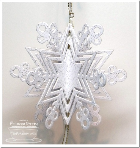 Snowflake Ornament2 wm