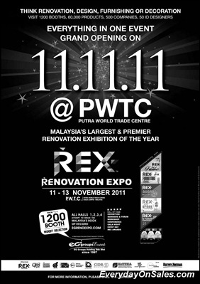 Renovation-Expo-2011-EverydayOnSales-Warehouse-Sale-Promotion-Deal-Discount