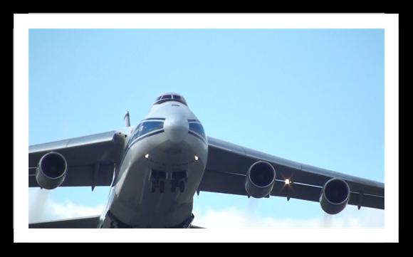 Ilyushin  Transport Aircraft