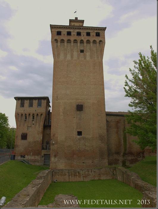 La Rocca di Cento, Foto2,Cento,Ferrara,EmiliaRomagna,Italy - Property and Copyrights of FEdetails.net