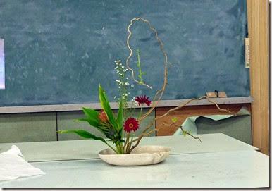 【自由花】ウンリュウヤナギ、ピンクッション、ドラセナ