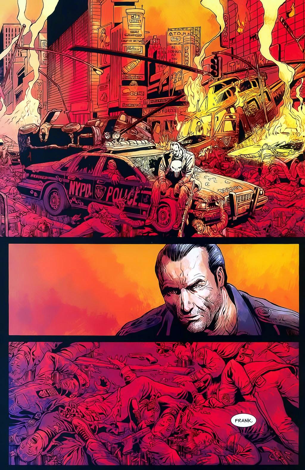 The Punisher: Trên là Dưới & Trắng là Đen chap 4 - Trang 6