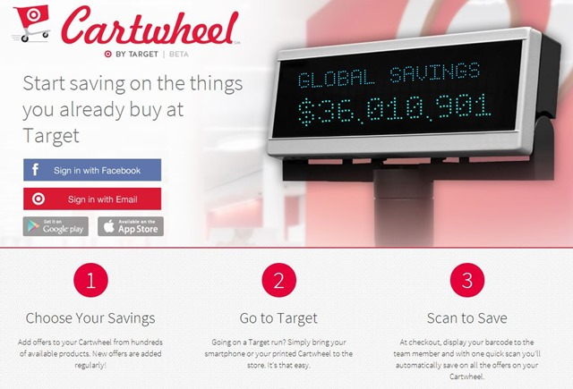 How to Sign Up for Target Cartwheel