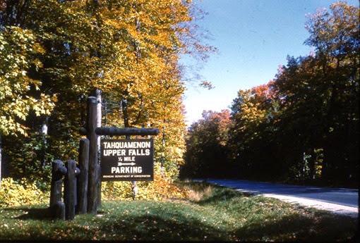 upper falls 1960