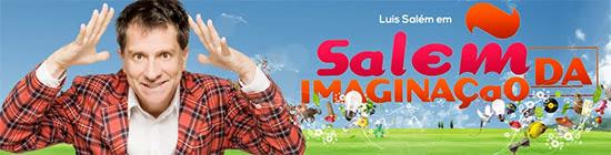 Luis Salém apresenta a comédia Salém da Imaginação, no TEMEC, em Itu