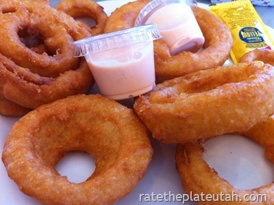 Wheeler's Drive In Onion Ring