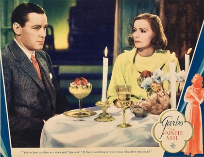 GRETA GARBO THE PAINTED VEILA 1934 016