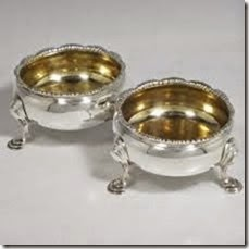 Eighteenth Century salt cellars