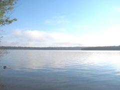 11.2011 Maine Otisfield Thompson lake2