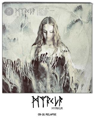 Myrkur EP by Myrkur