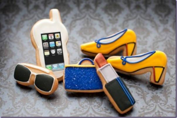 Biscoitos-Celular-BAtom-Sapato-Óculo-Bolsa